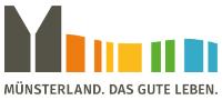 Logo: Münsterland. Das gute Leben.